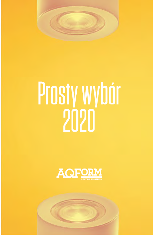aqform prosty wybor 2020
