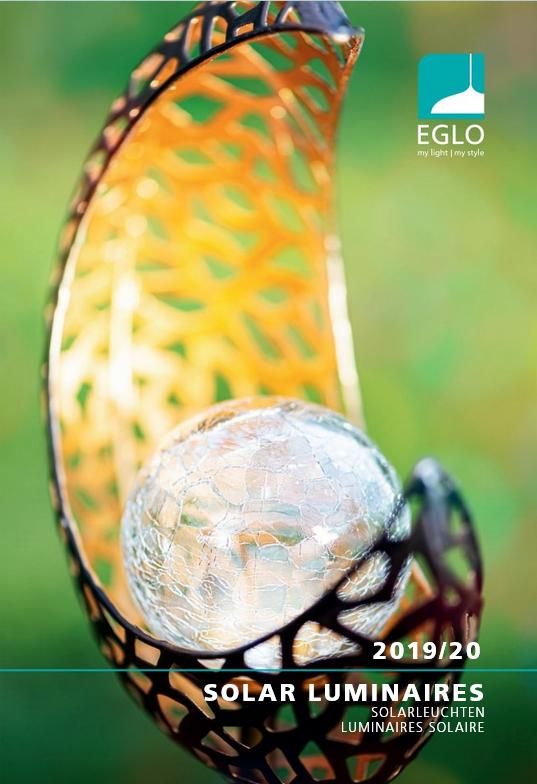 eglo solar 2020