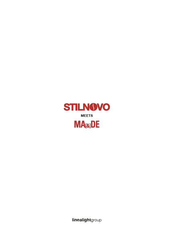 linealight stilnovo meets made 2019